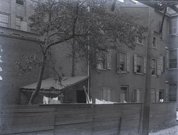 Casa di Poe a Filadelfia