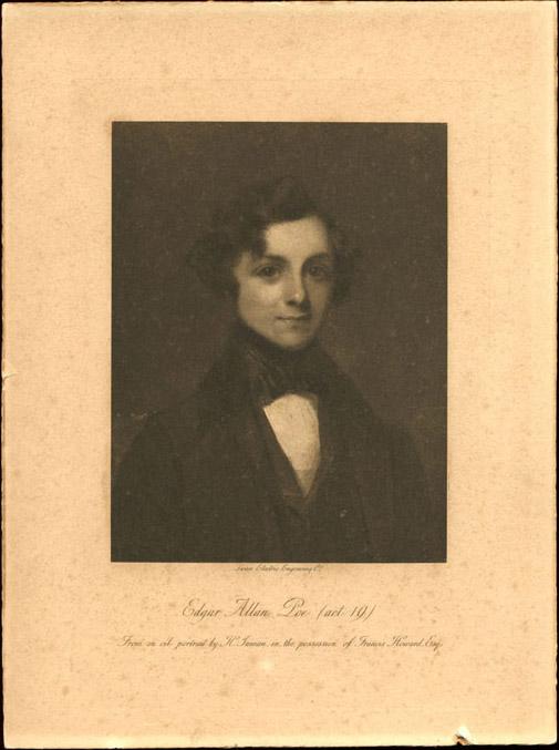 Falso ritratto di Poe