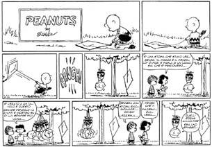 Poe e i Peanuts