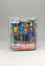 Simpson the Raven