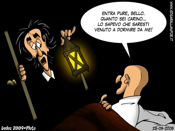 Poe e il vecchio