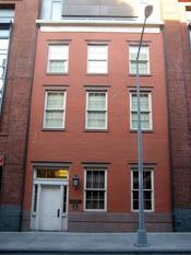 Casa di Poe a New York