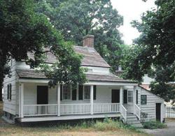 Il cottage di Poe a New York oggi