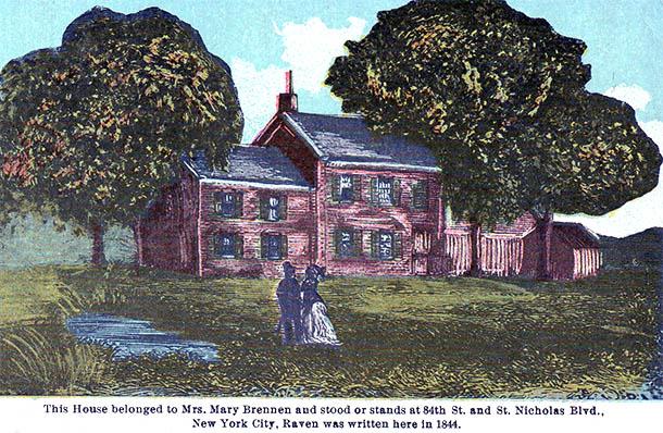 La casa di campagna di Poe