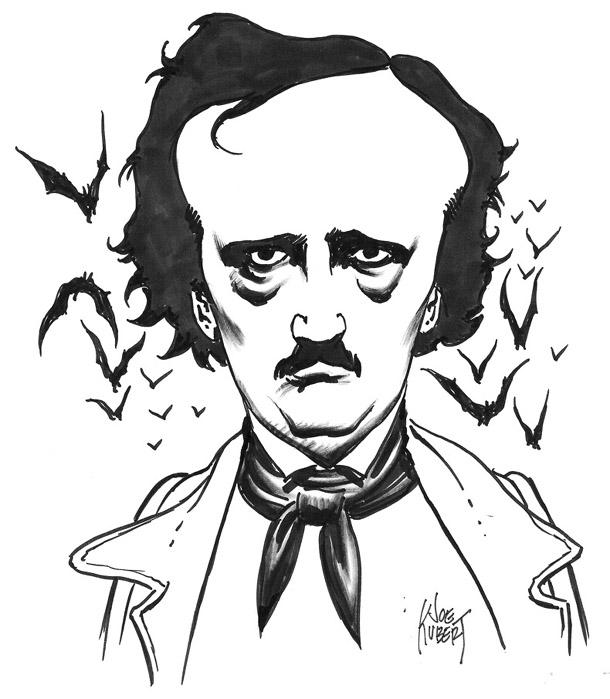 Poe di Joe Kubert