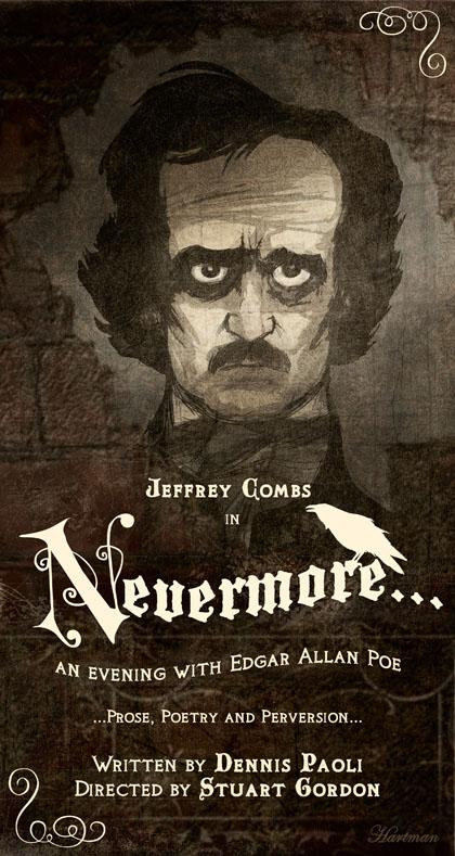 Locandina Nevermore