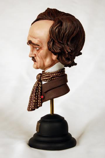 Busto di Poe