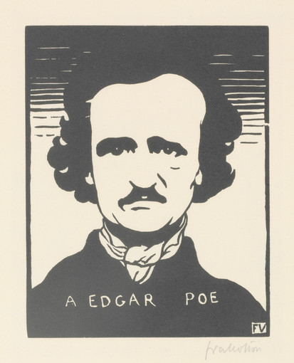 Illustrazione su Poe