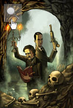 Poe e Phillips